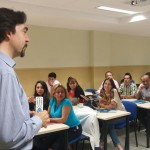 EmprendECU profesor Felix Lopez Capel