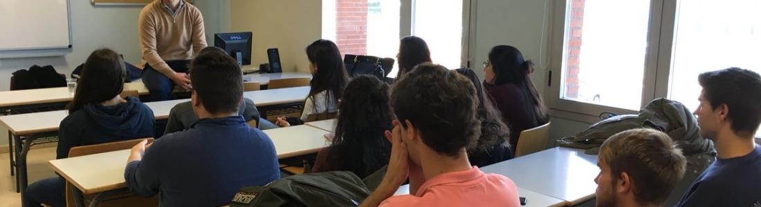 Iniciativa emprendedora en la UCJC